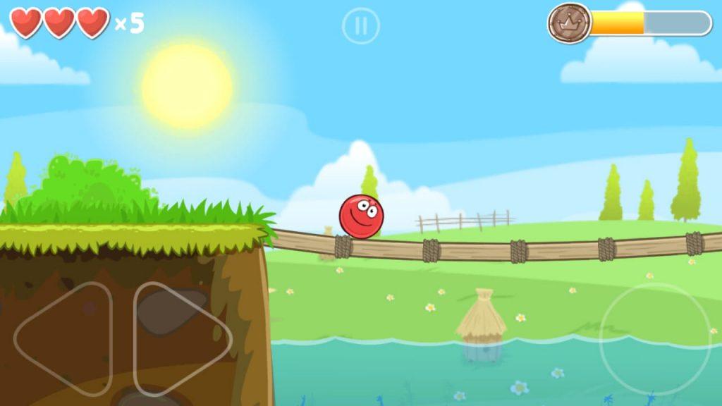недостатки, Red Ball 4